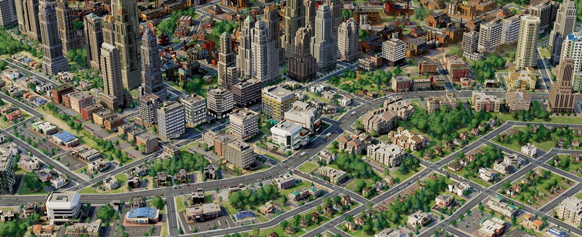 The future of town planning is here